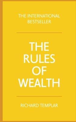 خرید کتاب انگليسی The Rules of Wealth-Templar