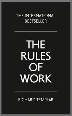 خرید کتاب انگليسی The Rules of Work-Templar
