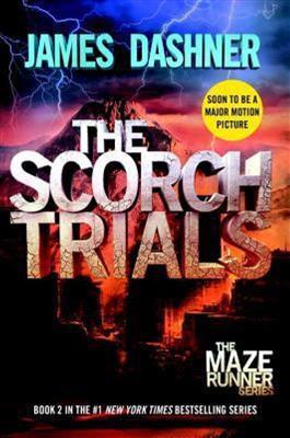 خرید کتاب انگليسی The Scorch Trials-Book2-Full Text