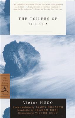 خرید کتاب انگليسی The Toilers of the Sea-Full Text