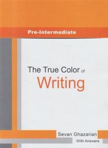 خرید کتاب انگليسی The True color Writing