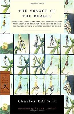 خرید کتاب انگليسی The Voyage of the Beagle-Full Text