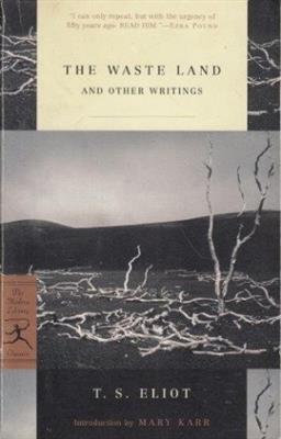 خرید کتاب انگليسی The Waste Land and Other Writings-Full Text