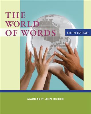 خرید کتاب انگليسی The World of Words 9th edition