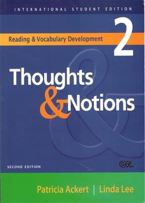 خرید کتاب انگليسی Thoughts & Notions 2+CD