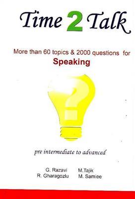 خرید کتاب انگليسی Time to talk