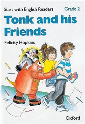 خرید کتاب انگليسی Tonk and His Friends