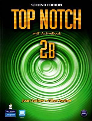 خرید کتاب انگليسی Top Notch 2B+CD 2nd edition