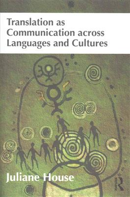 خرید کتاب انگليسی Translation as Communication across Languages and Cultures-House