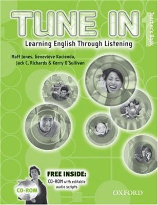 خرید کتاب انگليسی Tune In 1 Teachers Book+CD
