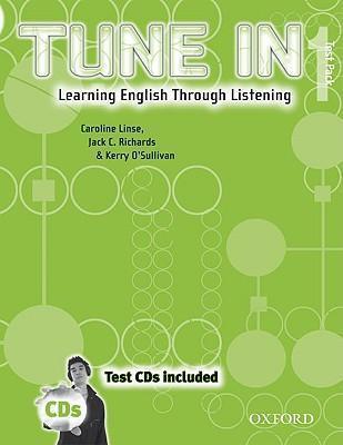 خرید کتاب انگليسی Tune In 1 Test Pack+CD