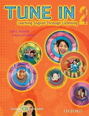 خرید کتاب انگليسی Tune In 2+CD