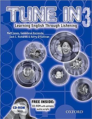 خرید کتاب انگليسی Tune In 3 Teachers Book+CD