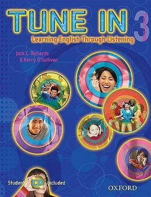 خرید کتاب انگليسی Tune In 3+CD