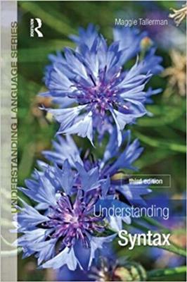 خرید کتاب انگليسی Understanding Syntax 3rd