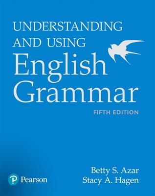خرید کتاب انگليسی Understanding and Using English Grammar 5th+CD