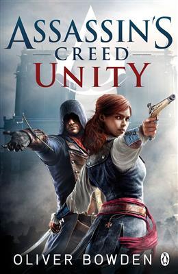 خرید کتاب انگليسی Unity-Assassins Creed-book7-Full Text