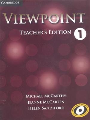خرید کتاب انگليسی Viewpoint Level 1 Teacher's Edition