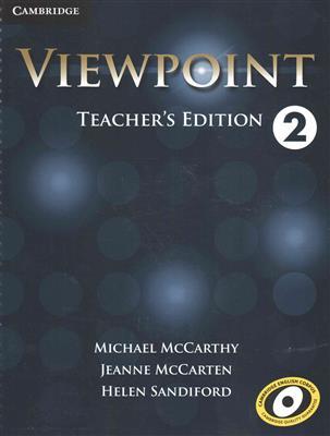 خرید کتاب انگليسی Viewpoint Level 2 Teacher's Edition