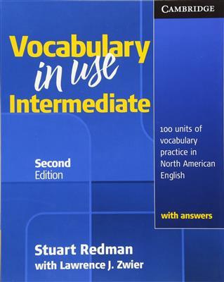 خرید کتاب انگليسی Vocabulary in Use Intermediate 2nd