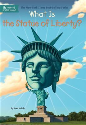 خرید کتاب انگليسی What Is the Statue of Liberty