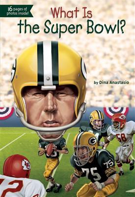 خرید کتاب انگليسی What Is the Super Bowl