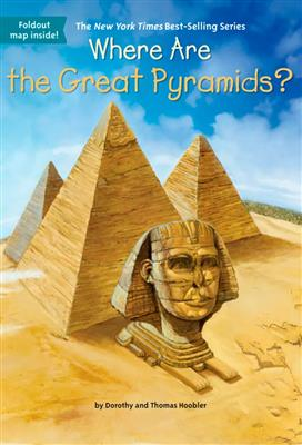 خرید کتاب انگليسی Where Are the Great Pyramids