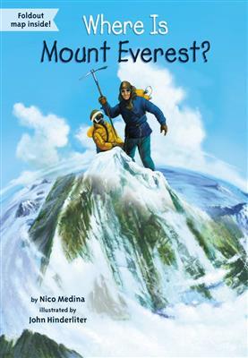 خرید کتاب انگليسی Where Is Mount Everest