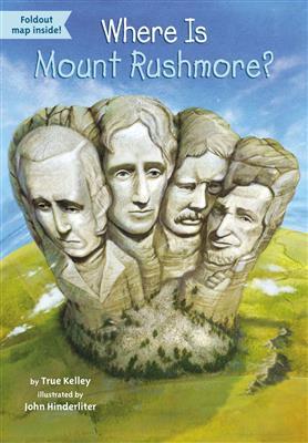 خرید کتاب انگليسی Where Is Mount Rushmore