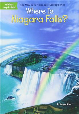 خرید کتاب انگليسی Where Is Niagara Falls