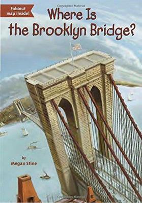 خرید کتاب انگليسی Where Is the Brooklyn Bridge