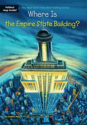 خرید کتاب انگليسی Where Is the Empire State Building