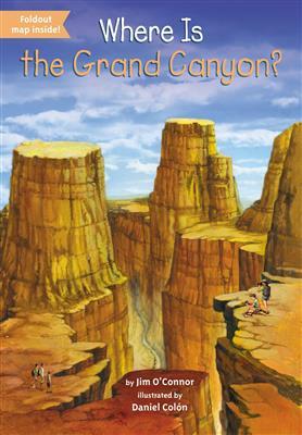 خرید کتاب انگليسی Where Is the Grand Canyon