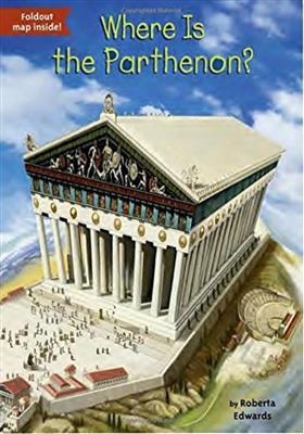 خرید کتاب انگليسی Where Is the Parthenon