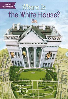 خرید کتاب انگليسی Where Is the White House