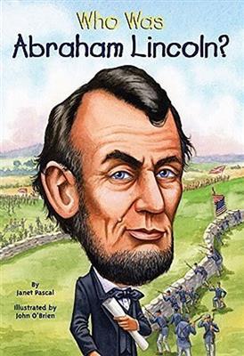 خرید کتاب انگليسی Who Was Abraham Lincoln