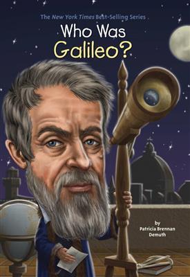 خرید کتاب انگليسی Who Was Galileo