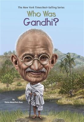 خرید کتاب انگليسی Who Was Gandhi