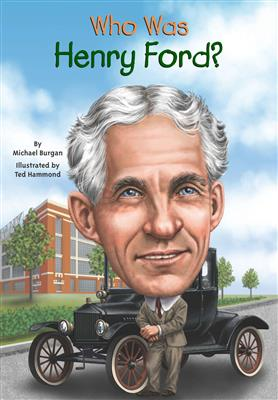 خرید کتاب انگليسی Who Was Henry Ford