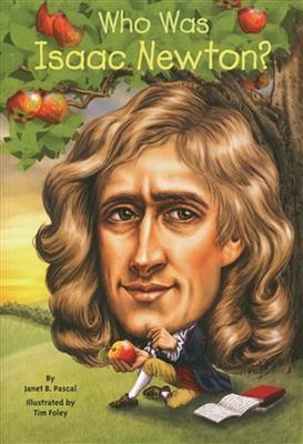 خرید کتاب انگليسی Who Was Isaac Newton