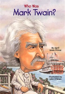 خرید کتاب انگليسی Who Was Mark Twain