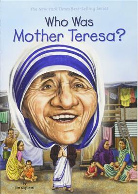 خرید کتاب انگليسی Who Was Mother Teresa