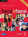 خرید کتاب انگليسی face 2 face Elementary 2nd (SB+WB+DVD)