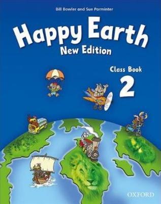 خرید کتاب انگليسی happy earth 2
