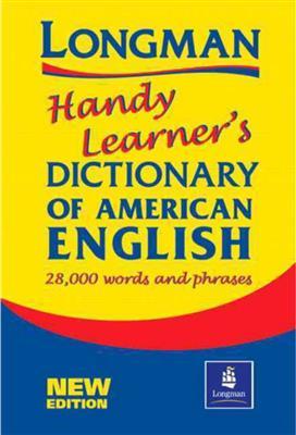 خرید کتاب انگليسی longman Handy Learner's Dictionary of American English