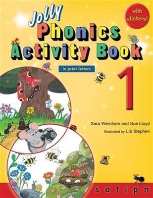 خرید کتاب انگليسی phonics 1 Activity Book