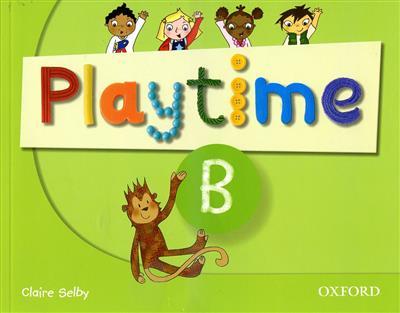 خرید کتاب انگليسی playtime B (SB+WB+CD+DVD)