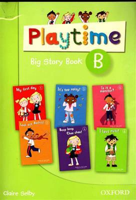 خرید کتاب انگليسی playtime B (big story)