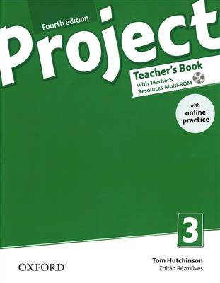 خرید کتاب انگليسی project 3 teacher's book