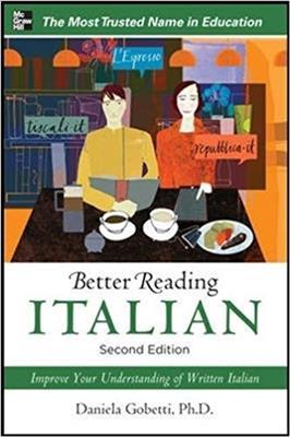 خرید کتاب ایتالیایی Better Reading Italian